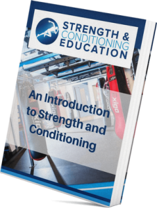 Introduction to strength and conditioning