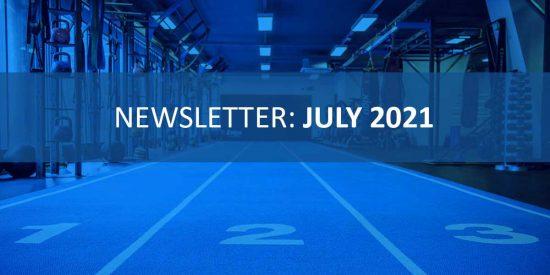 Newsletter: July 2021