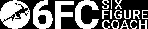 6FC logo wht